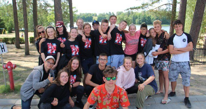 Obóz młodzieżowy 5