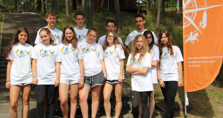 Obóz młodzieżowy 4