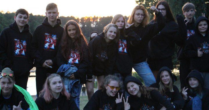 Obóz młodzieżowy 3