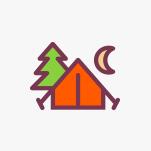 Ikonka obozu Obóz survivalowy