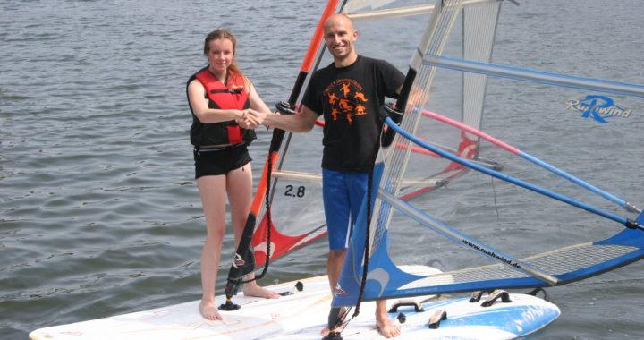 Obóz windsurfingowy 1